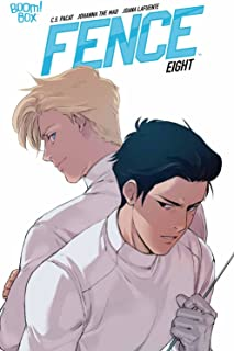 FENCE #8 RELEASE DATE 7/18/2018