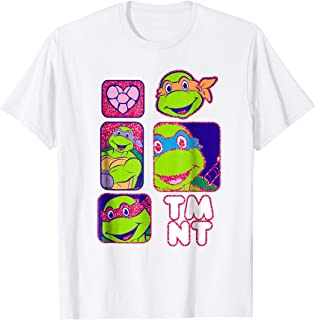 Teenage Mutant Ninja Turtles TMNT Box Portraits T-Shirt