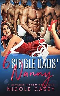 Six Single Dads' Nanny: A Holiday Reverse Harem Romance: 5
