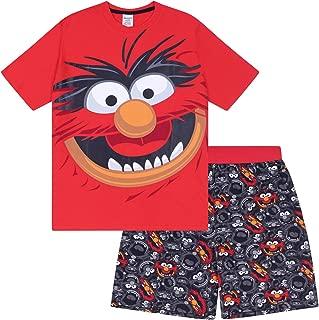 The Muppets Animal Official Gift Boys Kids Loungewear Short Pajamas