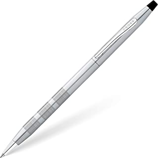 Cross Classic Century Satin Chrome Ballpoint Pen (AT0082-14)