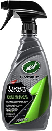 TurtleWax 53409 Hybrid Solutions Ceramic Spray Coating Wax, 473 ml