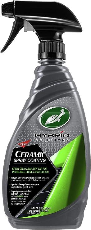 Turtle Wax 53409 Hybrid Solutions Ceramic Spray Coating - 16 Fl Oz.: image