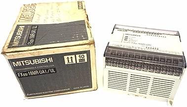 NEW MITSUBISHI FX0S-16MR-UA1-UL PROGRAMMABLE CONTROLLER FX0S16MRUA1UL