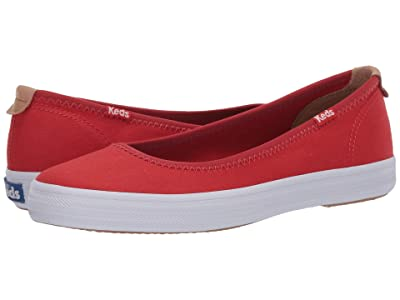 Keds Bryn Seasonal Solids (Red) Women