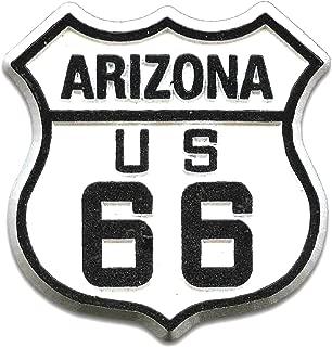 Route 66 Arizona Road Sign Fridge Magnet