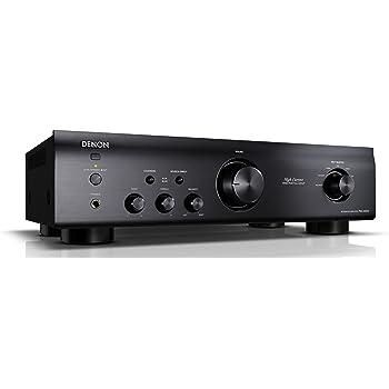 Denon PMA-520 AE - PMA520 AE Amplificador Silver: Amazon.es ...