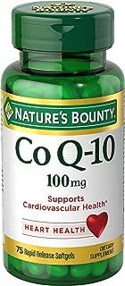 Natures Bounty CoQ10 100 mg 75 Softgels