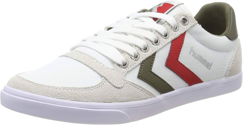 Hummel Department store Unisex Popular product Low-Top Sneakers