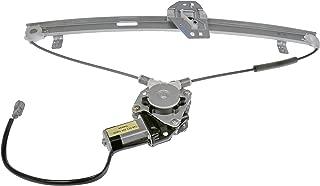 Dorman 748-512 Rear Driver Side Power Window Regulator and Motor Assembly for Select Honda Models