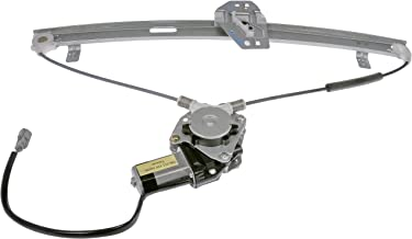 Dorman 748-512 Rear Driver Side Power Window Regulator and Motor Assembly for Select Honda Models