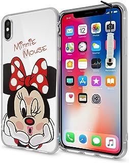 coque iphone x 3d disney