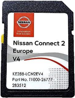 Nissan Connect 2 V4 SD KAART Navigatie Update GPS SD CARD EUROPA + TURKIJE - KE288-LCN2EV4