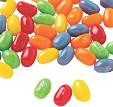 Fun Express - Jelly Belly Sour Mix Jelly Beans 2lb for Wedding - Edibles - Soft & Chewy Candy - Jelly & Jelly Bean - Wedding - 1 Piece