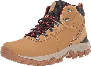 حذاء التنزه نيو تون رديج بلس 2 للرجال من كولومبيا، مقاوم للماء، جيد التهوية، قبضة عالية الثبات