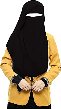 In america niqab One Year
