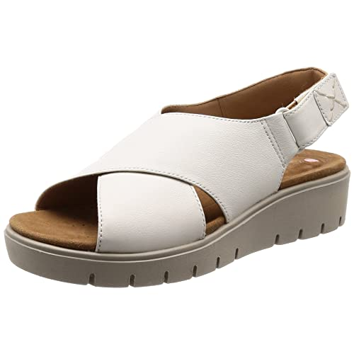 a6e184d54f1 Clarks Women s Un Karely Hail Sling Back Sandals