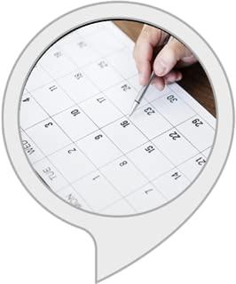Sports List Calendar