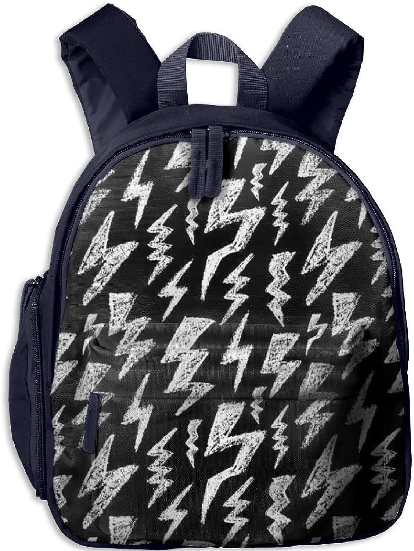 Pinta Lightning Cub Cool School Book Bag Backpacks for Girl's Boy's
