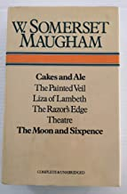Cakes and Ale,the Painted Veil,Liza of Lambeth,Razor's Edge,Theatre,Moon and Sixpence