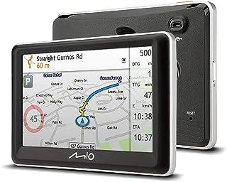 Mio Spirit 7700LM Sat Navigation System mit Lifetime Map Updates und Einparkhilfe