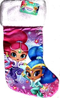shimmer and shine stocking