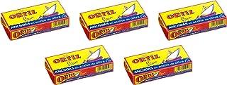 comprar comparacion Anchoas Ortiz en Aceite de Oliva - 5 paquetes de 29gr