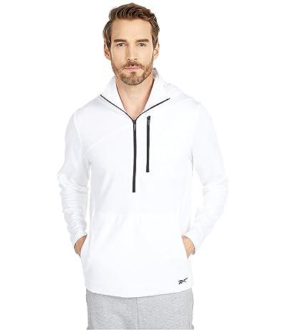 Reebok TS Control Hoodie (White) Men