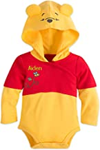 Winnie the Pooh Disney Cuddly Costume Bodysuit for Baby - NOT Personalizable