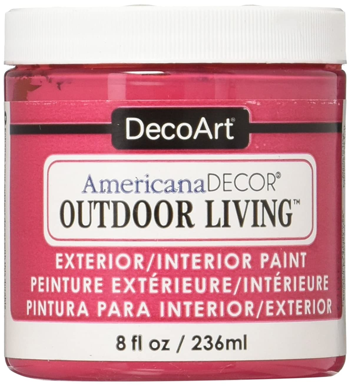 DecoArt Deco Art Americana Outdoor Living 8oz Garden Party, 8 oz