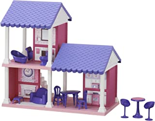 Best american plastic toys 4-room dollhouse Reviews