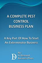 Best pest control business plan Reviews