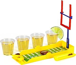 Barbuzzo Travel Drinking Game - Tackle Shots (Football)