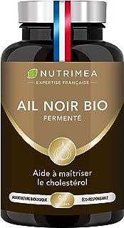 AIL NOIR Fermenté BIO - Extrait BREVETÉ Standardisé en S-allyl-cystéine - Soutient la Circulation Sanguine, Antioxydant Na...