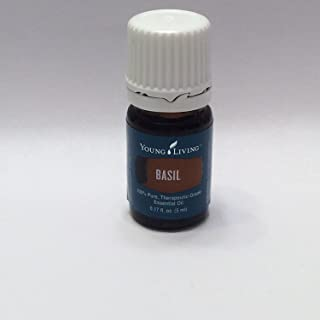 Basil Essential Oil 5ml by Young Living Essential Oils