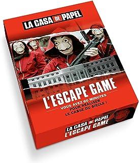 L'Escape Game la Casa de Papel