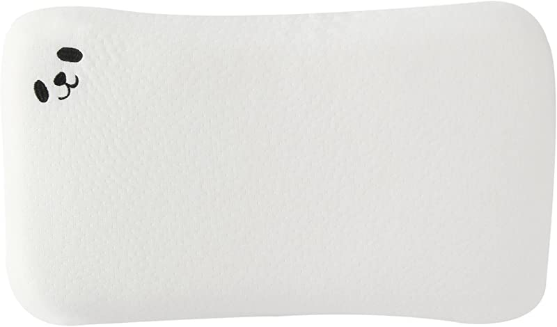 Baby Pillow Memory Foam Protection For Flat Head Syndrome Breathable Newborn Anti Roll Pillows