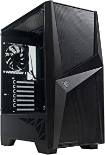 MSI MAG Series FORGE 100M LITE, Mid-Tower PC Gaming Case,...