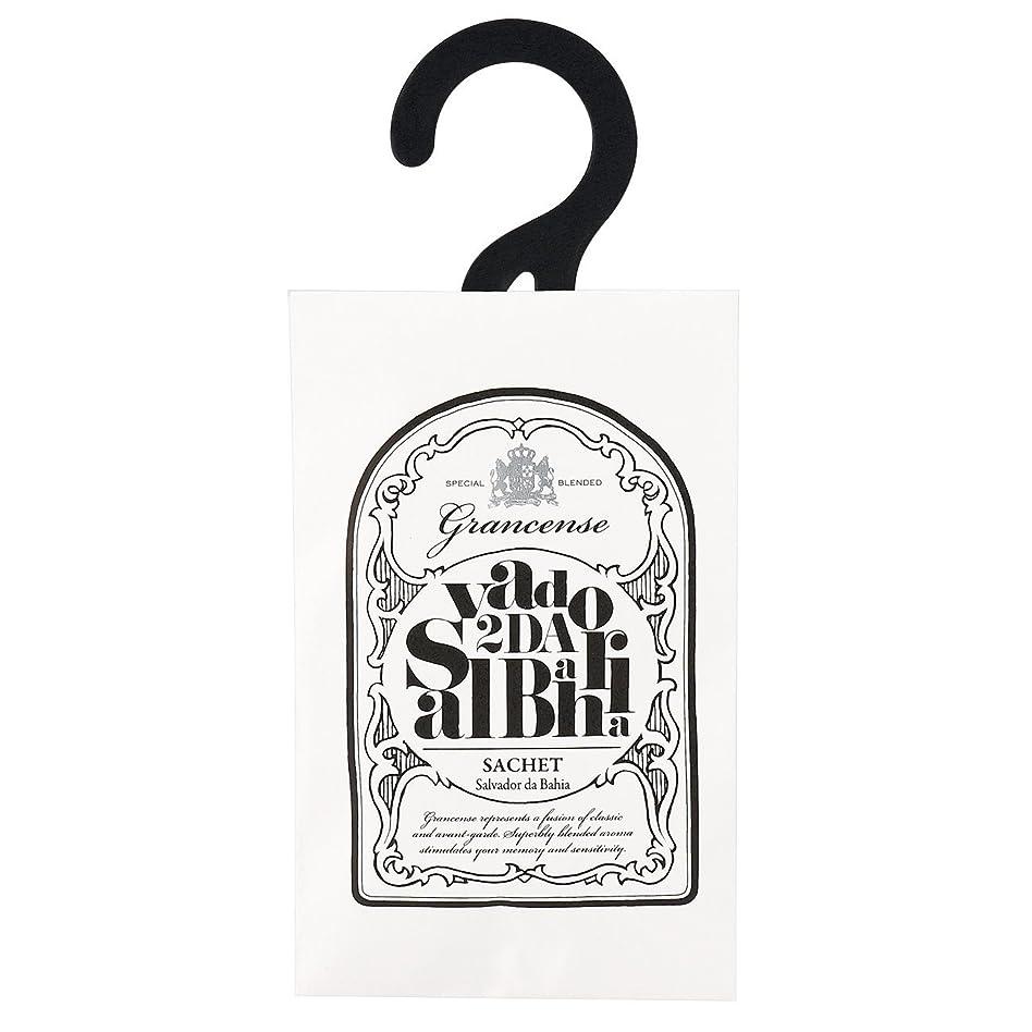 哀れな鼻集団的グランセンス サシェ(約2~4週間) サルバドール 12g(芳香剤 香り袋 アロマサシェ ライムとミントの爽やかさにバニラの甘さを感じる南国のような香り)