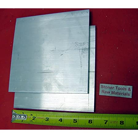 "3//8/"" x 2-1//2/"" ALUMINUM 6061 FLAT BAR 14/"" long T651 Extruded Plate Mill Stock"