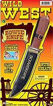 Ja-Ru Wild West Bowie Knife (Pack of 6)