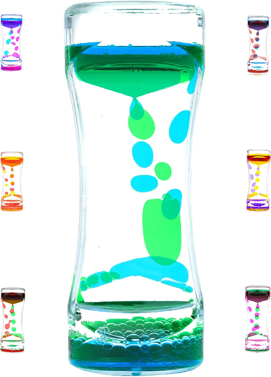 Liquid Motion Bubbler Timer for Free Shipping New Albuquerque Mall Diamond Shaped Fidg