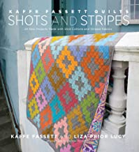 Best Kaffe Fassett Quilts: Shots & Stripes: 24 New Projects Made with Shot Cottons and Striped Fabrics Review