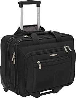 15.6-Inch Classic Business Wheeled Business Case...