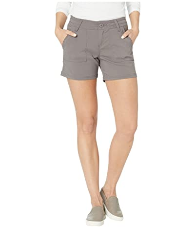 Prana Olivia Shorts 5 (Moonrock) Women