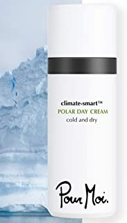 Pour Moi POLAR Day Cream : Anti-Aging Skincare | Face & Neck Moisturizer for All Skin Types feat. Squalane, Shea Butter & Vitamins A, C, E, and Peptides for Cold Weather