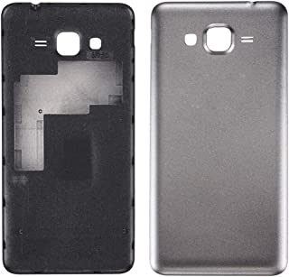 Battery cover JRC Battery Back Cover for Galaxy Grand Prime / G530(Grey) Mobile phone accessories (Color : Grey)