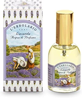 Lavanda (Lavender) Acqua di Profumo (Eau de Parfum) by L'Erbolario Lodi