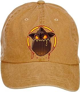 Tommery Unisex Lava Hound Game Hip Hop Baseball Caps