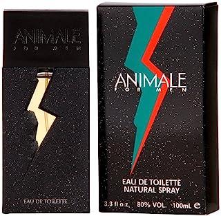 Vetrarian Animale By Animale Parfums For Men. Eau De Toilette Spray 3.4 Ounces, Multi color